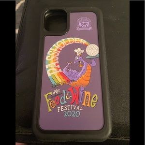 Disney Food and Wine iPhone 11 Pro Max Case